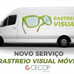 Imagem da notícia: CECOP apresenta novo serviço de rastreios visuais