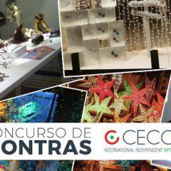 Imagem da notícia: CECOP lança concurso de montras de Natal