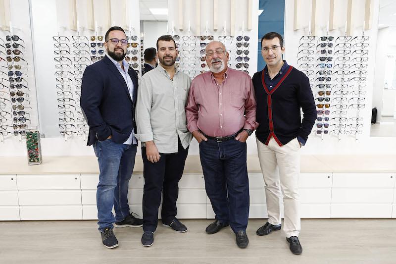 Imagem da notícia: Óptica Correia, de geração em geração