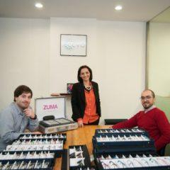"""Imagem da notícia: """"We will develop support tools for the optics business"""""""