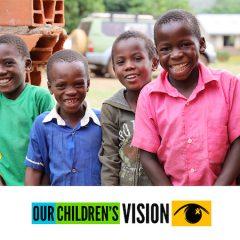 Imagem da notícia: CooperVision supports Our Children's Vision