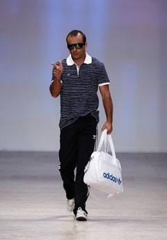 Imagem da notícia: Óculos Adidas na Moda Lisboa