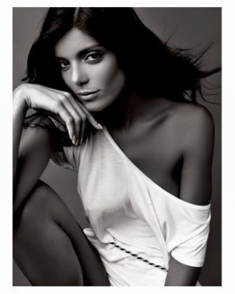 Imagem da notícia: Andreia Rodrigues é a nova cara da Moss
