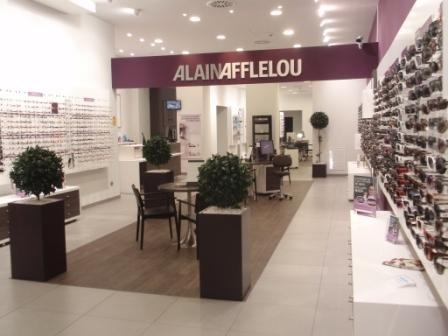 Imagem da notícia: Alain Afflelou com nova loja