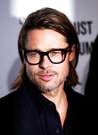 Imagem da notícia: Brad Pitt com Dolce & Gabbana
