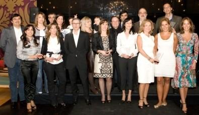 Imagem da notícia: Os vencedores de 2010
