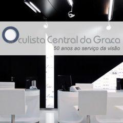 Imagem da notícia: Oculista Central da Graça festeja 50 anos