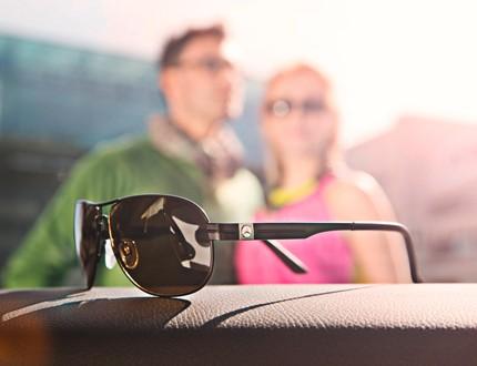 Imagem da notícia: Mercedes-Benz Eyewear lança coleção desportista e elegante