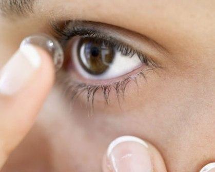 Imagem da notícia: Tratar glaucoma com lentes de contacto
