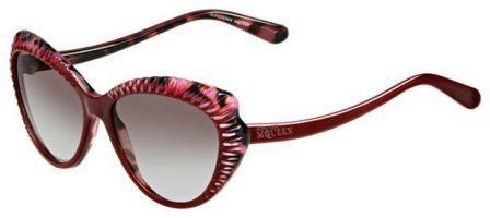 Imagem da notícia: Alexander McQueen propõe nova linha de óculos de sol