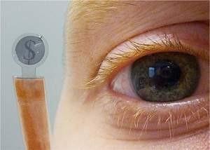 Imagem da notícia: Lentes de contacto incorporam LCD