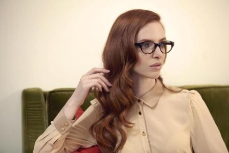 "Imagem da notícia: ""Fashion eyewear for fashionable people"""