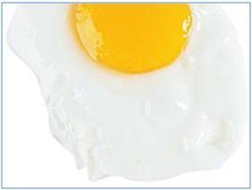 Imagem da notícia: Proteína da clara de ovo reduz hipertensão