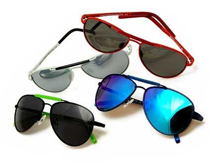 Imagem da notícia: Benetton Kids lança nova coleção de óculos de sol