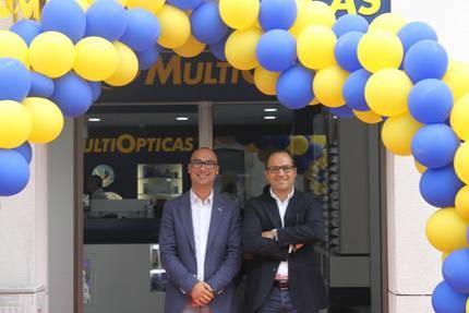 Imagem da notícia: Nova MultiOpticas em Gondomar