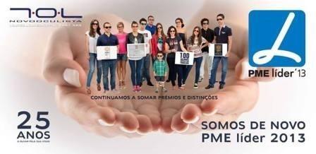 Imagem da notícia: Novo Oculista de Loures PME líder 2013