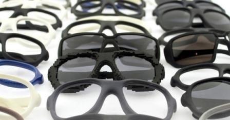 Imagem da notícia: Imprimir óculos em casa pode mesmo ser uma realidade