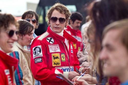Imagem da notícia: A Carrera emprestará o seu estilo aos protagonistas do filme Rush – Duelo de Rivais