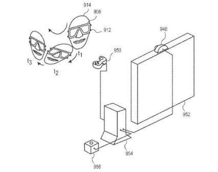 Imagem da notícia: Patente da Sony traz óculos que ajustam iluminação de acordo com o ambiente