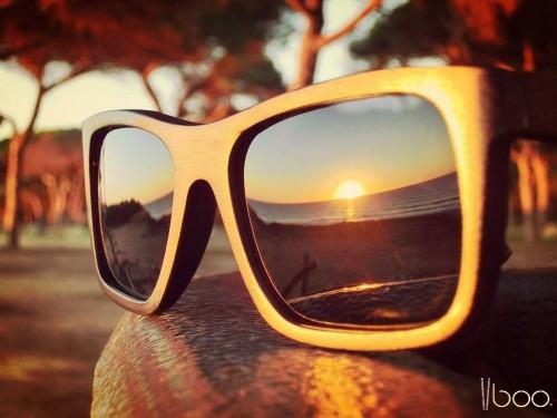 Imagem da notícia: Empresa portuguesa cria óculos à base de bambu
