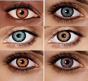 Imagem da notícia: Cuidado com as lentes de contacto estéticas