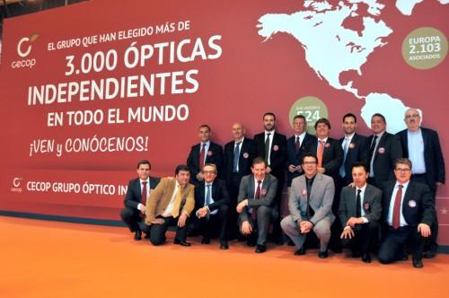 """Imagem da notícia: CECOP: """"o melhor parceiro para a óptica independente"""""""