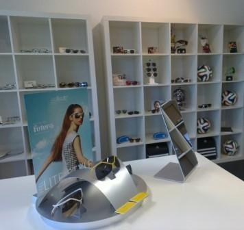 Imagem da notícia: Modavisão com 'showroom' de três marcas