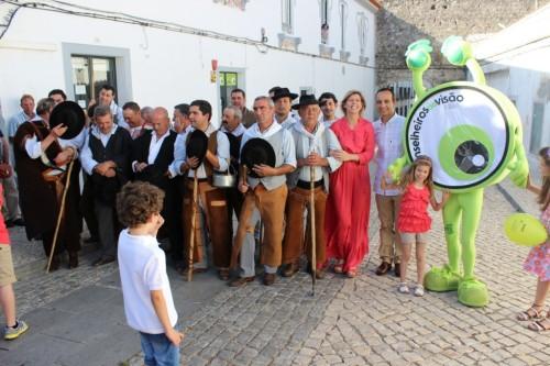 Imagem da notícia: Óptica Conselheiros da Visão de Serpa festejou 10 anos