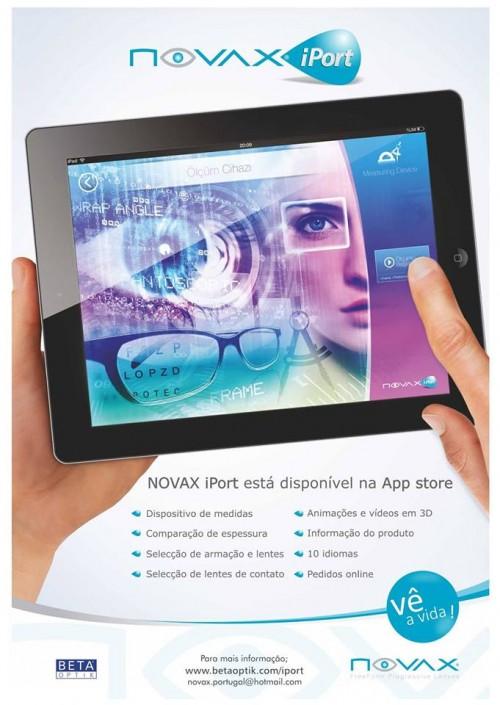 Imagem da notícia: Aplicação móvel para Óptica
