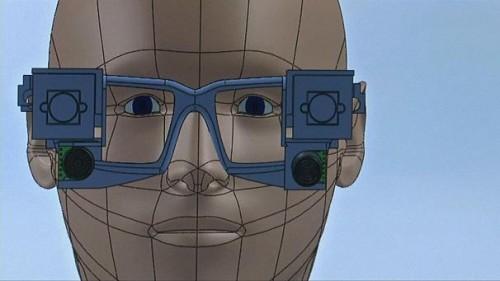 """Imagem da notícia: Óculos mexicanos prometem ajudar cegos a """"ver"""""""