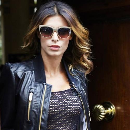 Imagem da notícia: O charme de Elisabetta Canalis com Furla