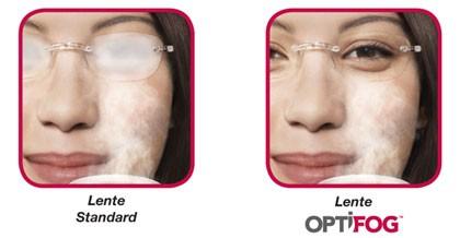 Imagem da notícia: Evite o embaciamento nas lentes com o Essilor Optifog UV
