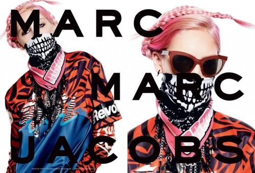 Imagem da notícia: Marc by Marc Jacobs