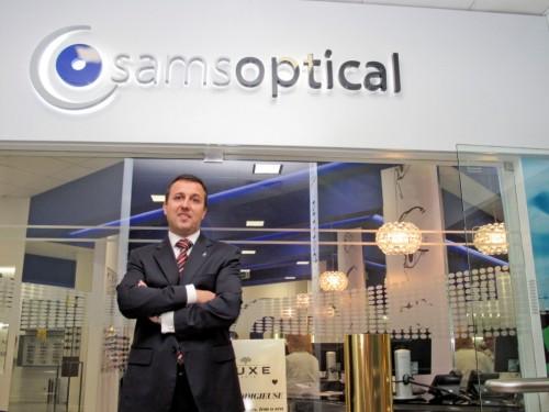 """Imagem da notícia: """"A Óptica representa uma unidade de negócio enorme no universo SAMS"""""""