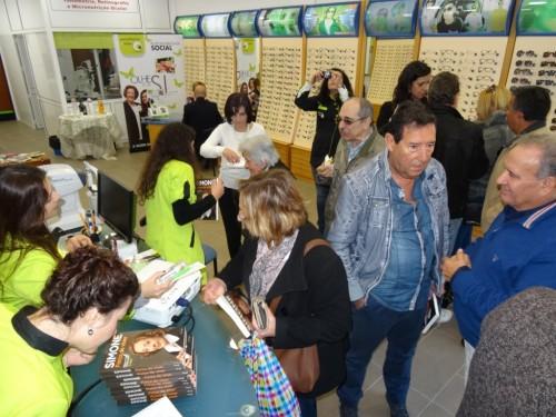 Imagem da notícia: Conselheiros da Visão inauguram óptica em Santiago do Cacém