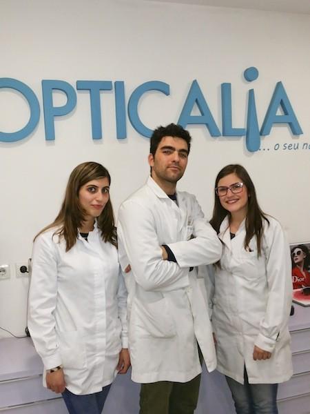 """Imagem da notícia: """"Venham descobrir a magia da Opticalia"""""""