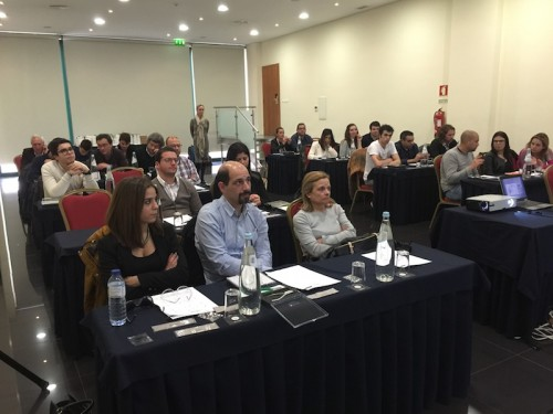 Imagem da notícia: Silhouette promoveu formação técnica em Portugal