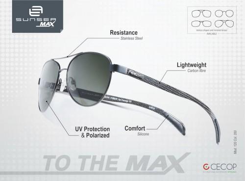 Imagem da notícia: Sunsea Max: uma nova marca CECOP