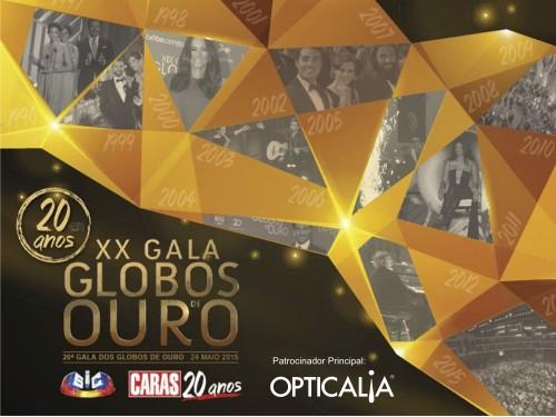 Imagem da notícia: Opticalia patrocina Globos de Ouro