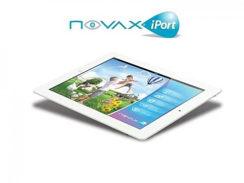 Imagem da notícia: Já conhece a iPort da Novax?