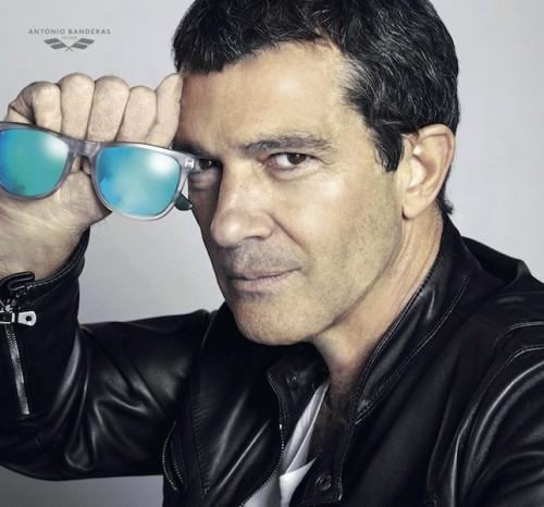 Imagem da notícia: Antonio Banderas com Opticalia