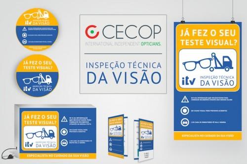 """Imagem da notícia: CECOP """"inspeciona"""" visão"""