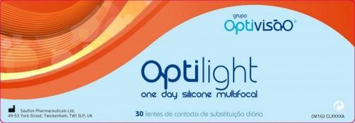 Imagem da notícia: Optivisão lança lentes Optilight