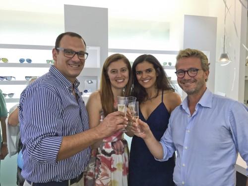 Imagem da notícia: Rio Maior e Bragança receberam Opticalia