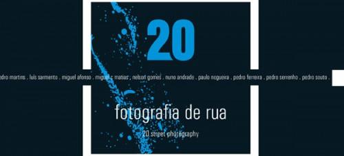 """Imagem da notícia: Institutoptico na apresentação do Livro """"20 fotografia de rua"""""""