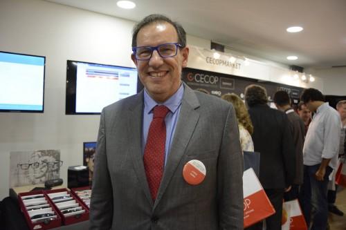 Imagem da notícia: Jorge Rubio sobre a ExpoCECOP 2015