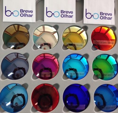 Imagem da notícia: Mirror Lenses polarizadas by Breve Olhar