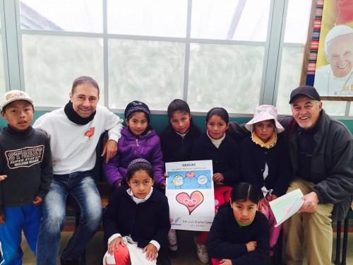 Imagem da notícia: Fundacíon Cione realiza nova ação solidária