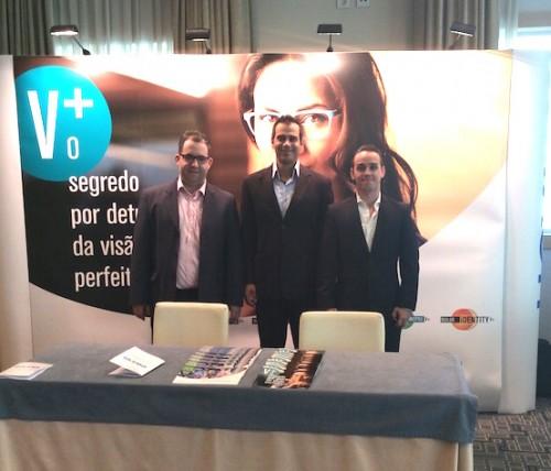 Imagem da notícia: Hoya foi patrocinador principal das Conferências Abertas de Optometria