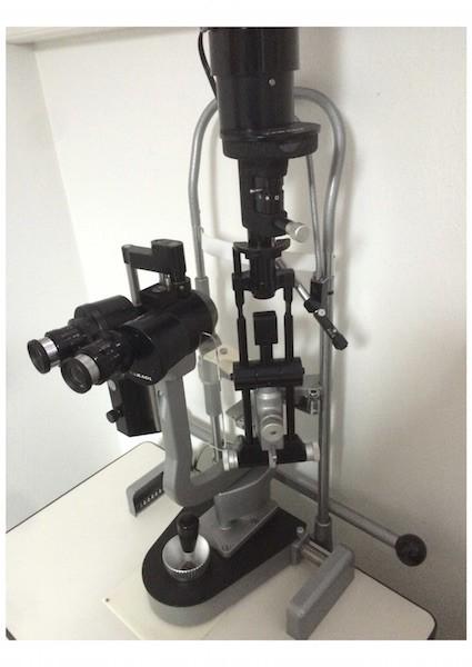 Imagem da notícia: Vendo aparelhos de oftalmologia